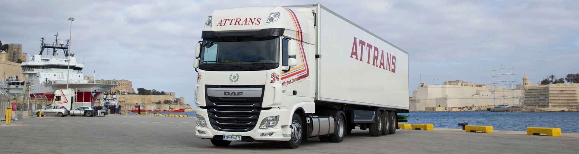 Transport Griekenland Amp Cyprus